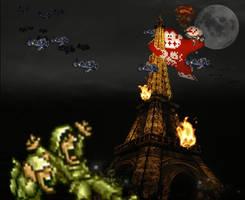 DK fuck PARIS by bdomenech