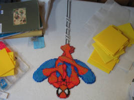 2nd spiderman - Ironed by VV-Weegee