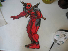 Deadpool - Ironed by VV-Weegee