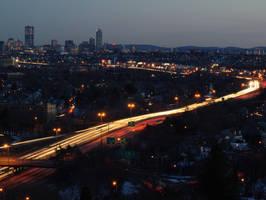 Long Exposure Boston by olsons39