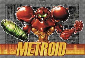 Metroid Samus by tonytorrid