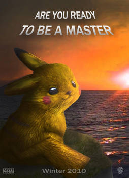 pokemon movie poster by GumandPeanuts17