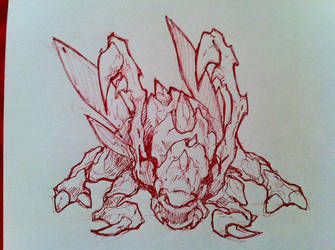 Sketches - Zergling by jack0001