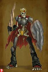 Skeleton King by jack0001