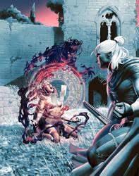 Dragonero Cover #43 by GiuseppeMatteoni