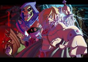 He-Man by Javas
