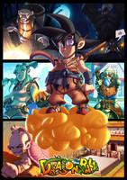 Dragon Ball Adventure by Javas