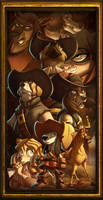 Dogtanian and the three Muskehounds by Javas