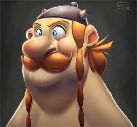 Obelix by Javas