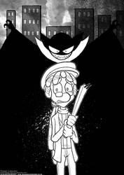 Doppler and the Vampire by devillo