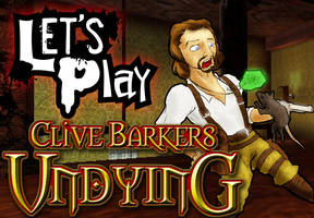 Let's Play Undying title card by devillo