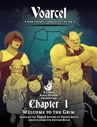 Voarcel Chapter 1 by devillo