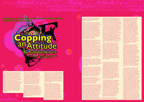 Copping an Attitude test 2 by devillo