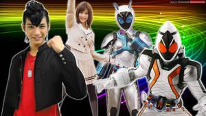 Kamen Rider Fourze by YorkeMaster