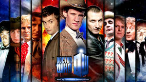 Doctor Who by YorkeMaster