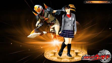 Kamen Rider Mage by YorkeMaster