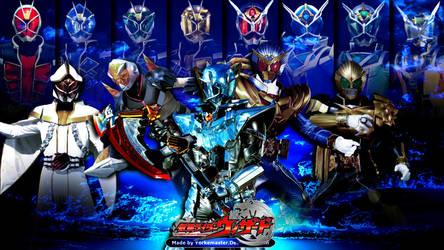 Kamen Rider Wizard by YorkeMaster