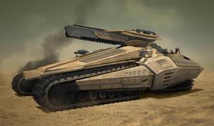 Tank by fightpunch
