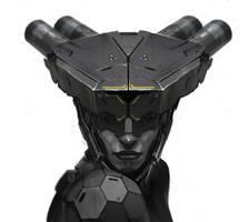 Cyborg 3 by fightpunch