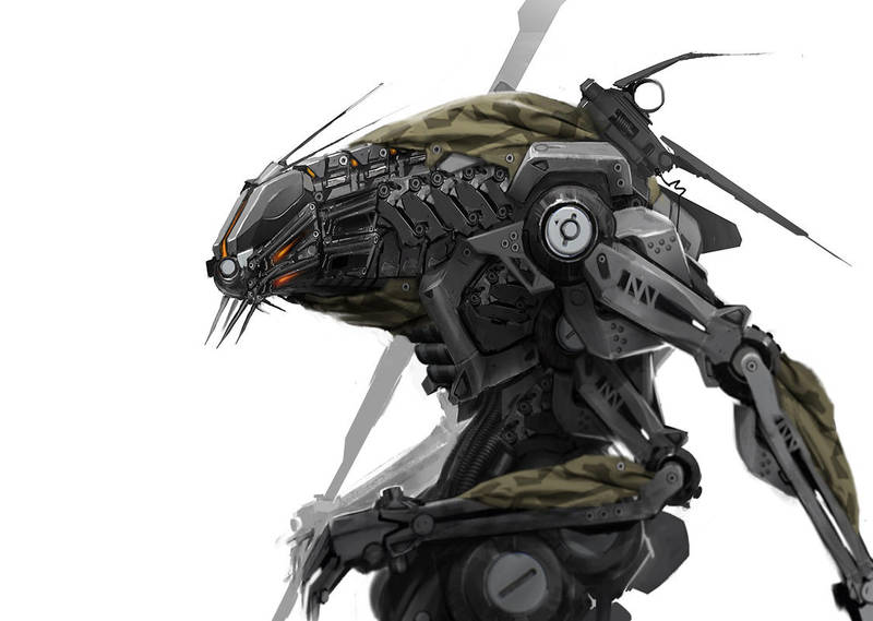 Bug2 by fightpunch