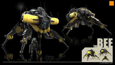 Beeeee 3 by fightpunch