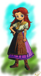 Malon by christopherfaith