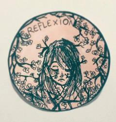 Mulan Reflexion fanart by MavaN32