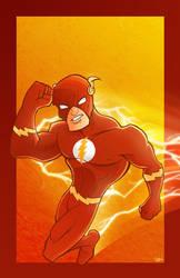 Flash Forward by moobyj