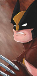 Wolverine Brown and Tan by moobyj