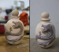 my ceramics by LolitaK