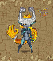 MIDNA by TiffyXD