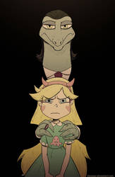 Star vs The forces of Evil by DonPapi