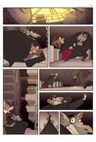 Comision - The Great Mouse Detective -pagina 1 by DonPapi
