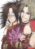 More than friendship? by Black-Orochimaru