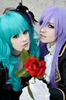 Vocaloid -Sandplay- 01 by Black-Orochimaru