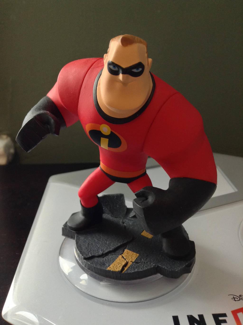 Mr. Incredible - Disney Infinity by MegaMonferno2 on ...