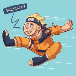 Believe it by Torogoz