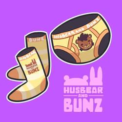 Husbear and Bunz Undies by Torogoz