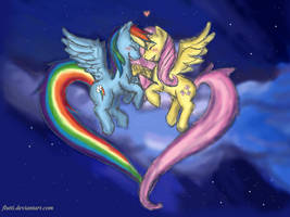 FlutterDash: fly with me by Flutti