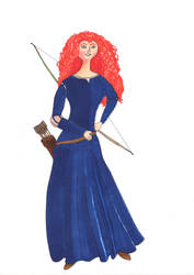 Merida by electricTwilight