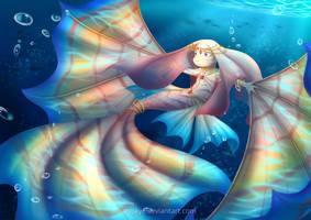 Sea Witch by FloatySkye