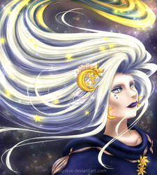 Lady of Twilight by FloatySkye