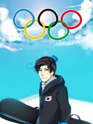 Sochi 2014 by IceValaxy