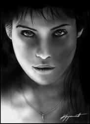 Portrait - Sketch by revn89