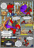 Colosseum - Round 1, Page 4 by ConnerCoon