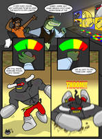 Colosseum - Round 2, Page 5 by ConnerCoon
