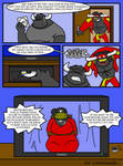 Colosseum Round 2, Page 8 by ConnerCoon