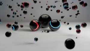RedBlueSphere by ZOOMnexx