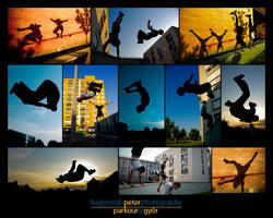Parkour Set 01 by pjotr2008