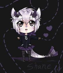 CP: Shane by TakkuNoTori